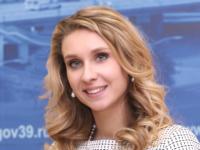 Попечитель Наталья Ищенко — Министр спорта Калининградской области
